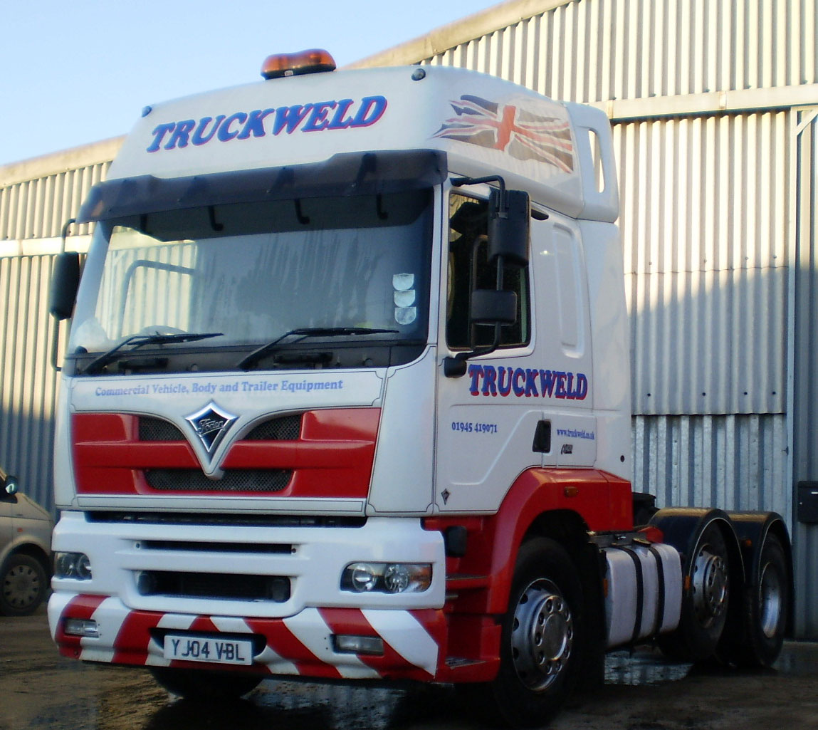Truckweld Limited